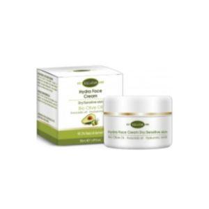 Kalliston Hydra aktiv ansiktkrem for tørr og sensitiv hud 50 ml