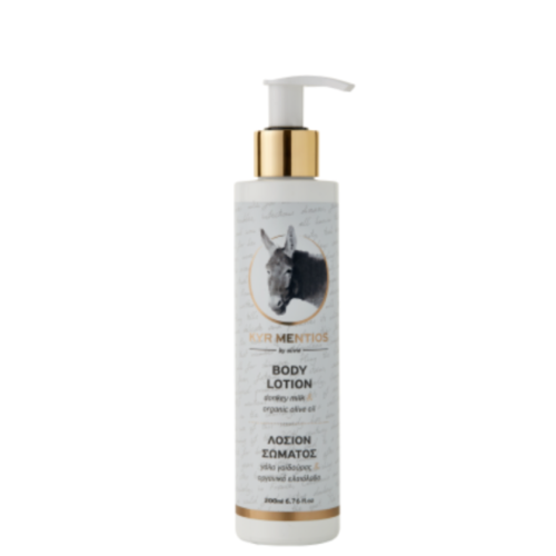 Olivie Donkey milk body lotion
