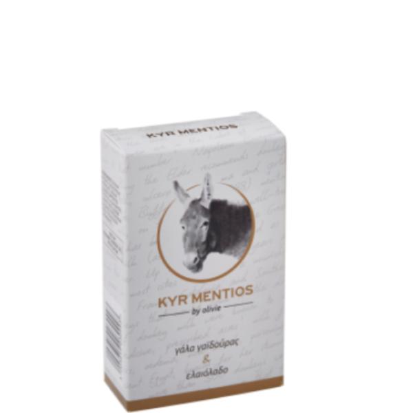 Olivie donkey milk såpe 100 gr