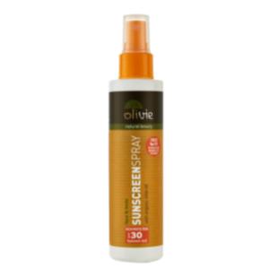 olivie solkrem på spray 150 ml SPF 30