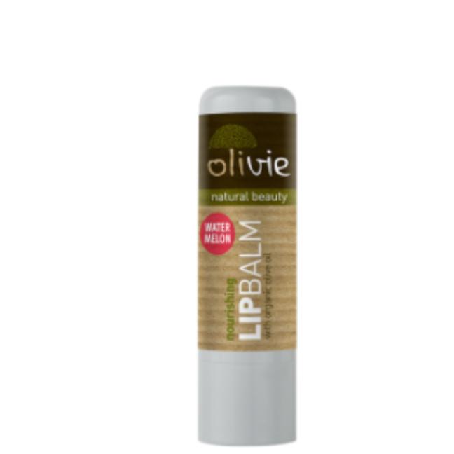 Olivie lip balsam smak vannmelon
