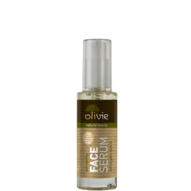 Olivie anti-rynke serium for ansikt og nakke30 ml
