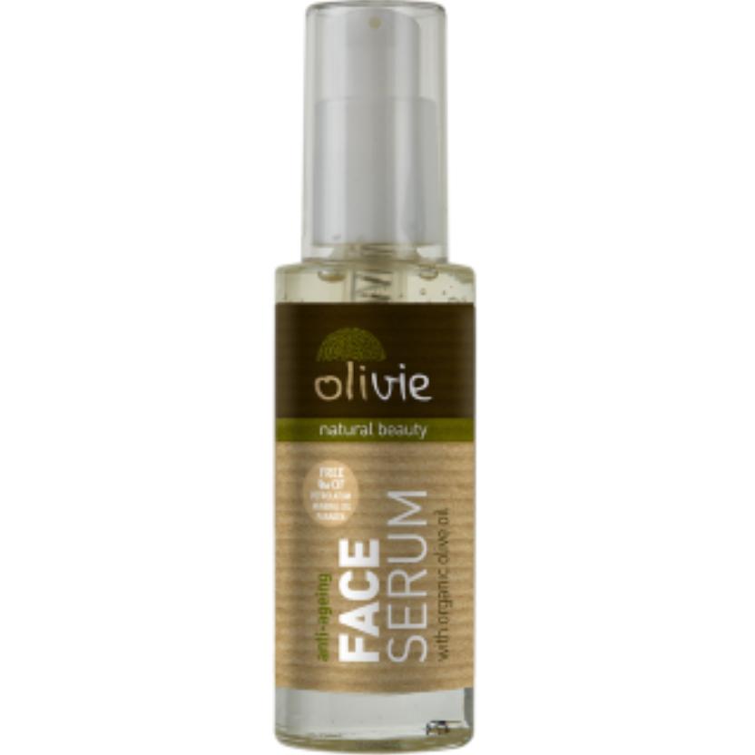 Olivie ansikt og nakke serium