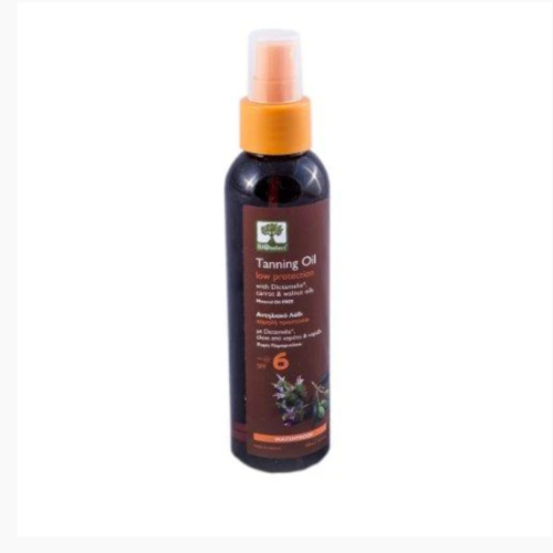 Bioselect Tanning oil SPF 6 150 ml