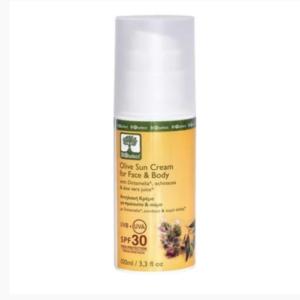 Bioselect solkrem SPF 30 100 ml
