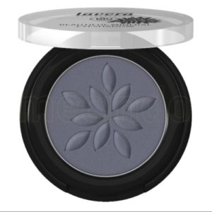 Lavera øyeskygge matt blå 32 vegan organisk make up