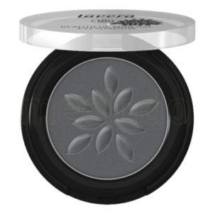 Lavera øyeskygge matt grå vegan organisk make up