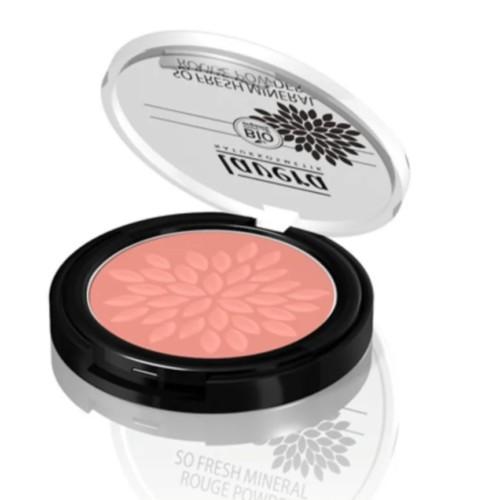 Lavera Bluch powder charm rose 01 vergan organisk make up