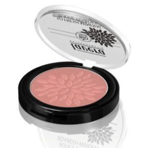 Lavera Rouge powder Blossom 02 vegan organisk make up