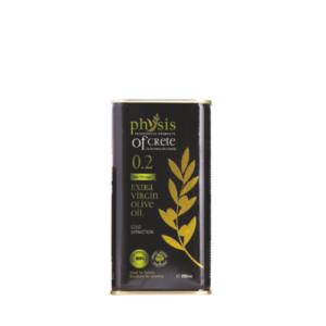 Physis of Crete ekstra virgin olivenolje 0,2 250 ml
