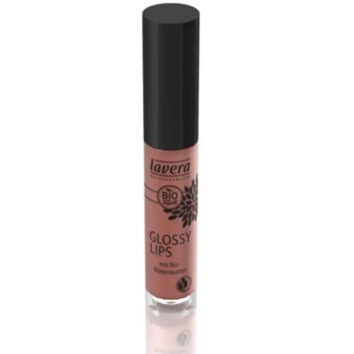 Lavera lips gloss 12 Hassel Nøtt 12 økologisk make up