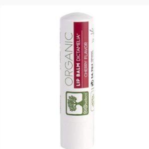 Bioselect Lips balsam 4,4gr Cherry favor 100% naturlig økologisk