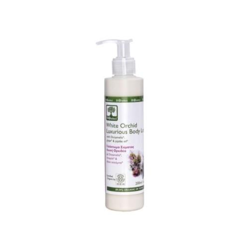 Bioselect luxus kroppskrem 200 ml organiske product